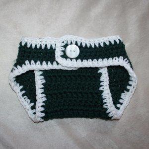 3-6 Mo Diaper cover NWT Handmade